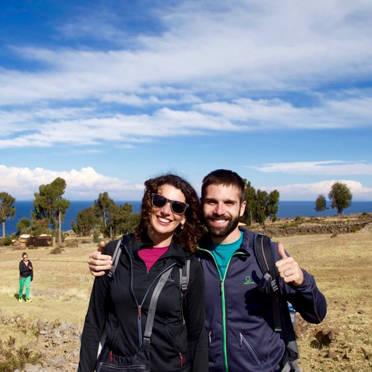 Luah Galvão e Danilo España