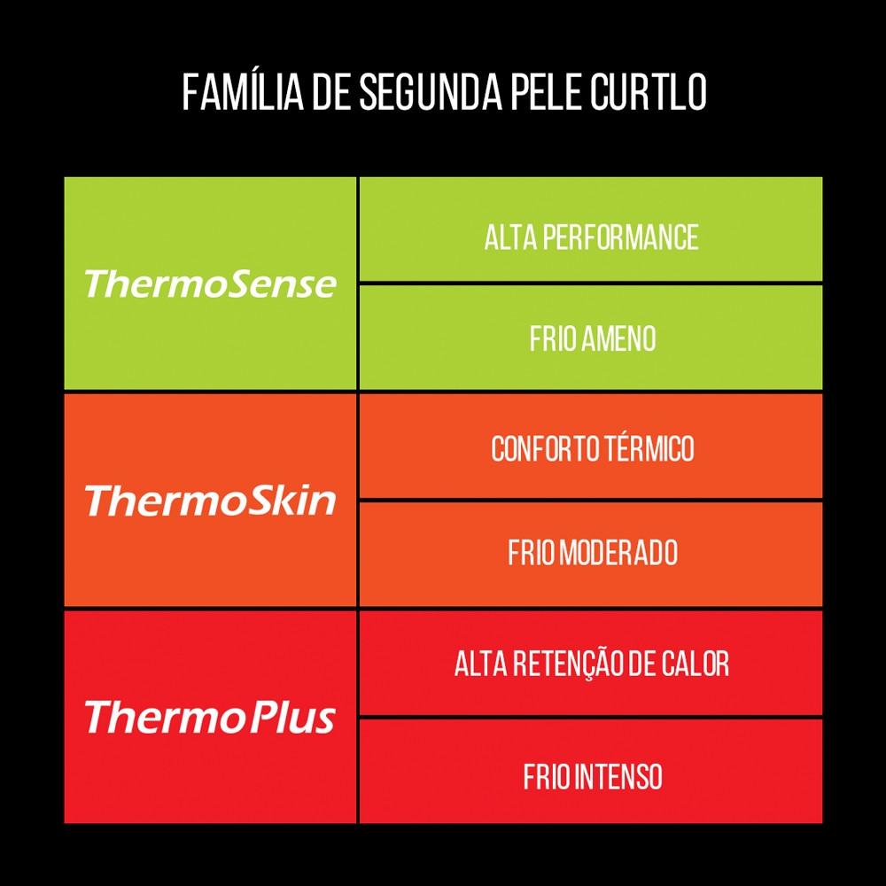 Segunda Pele Blusa ThermoPlus masc.  8629be15b3df8